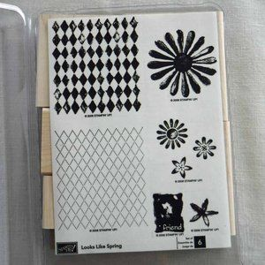 Stampin' Up! Looks Like Spring Stamp Set - New